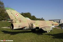4242 - 6602 - Polish Air Force - Sukhoi SU-20R - Polish Aviation Musuem - Krakow, Poland - 151010 - Steven Gray - IMG_0382