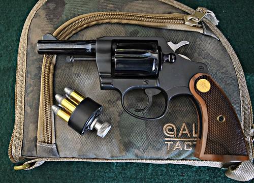 Colt Detective Spec 38