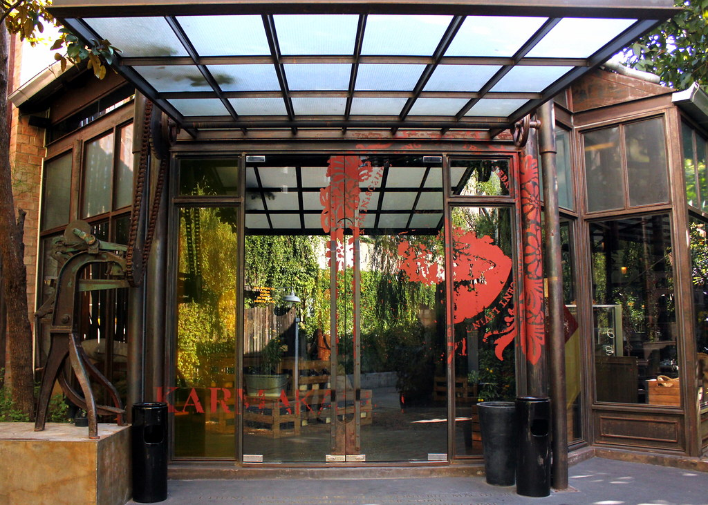 曼谷甜点:Karmakamet餐厅正门