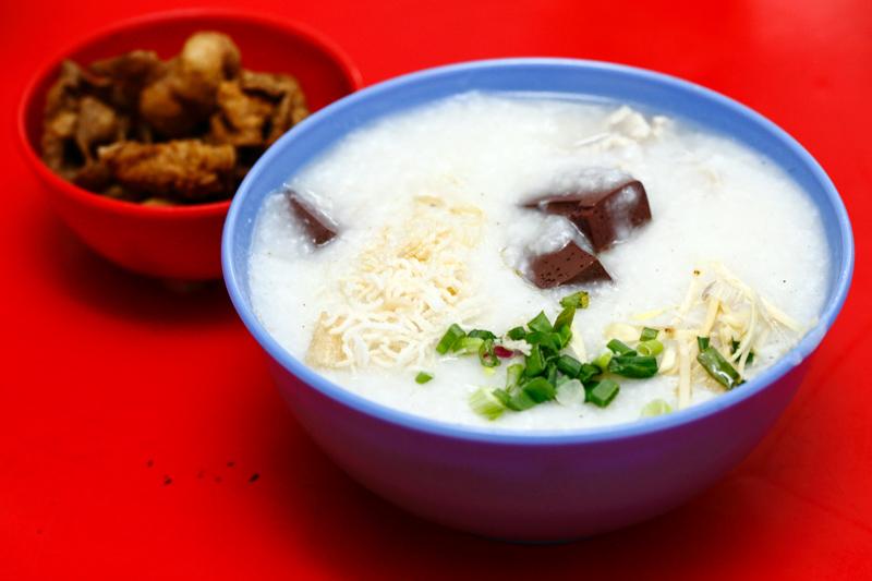Pork Porridge Yung Yi Kei
