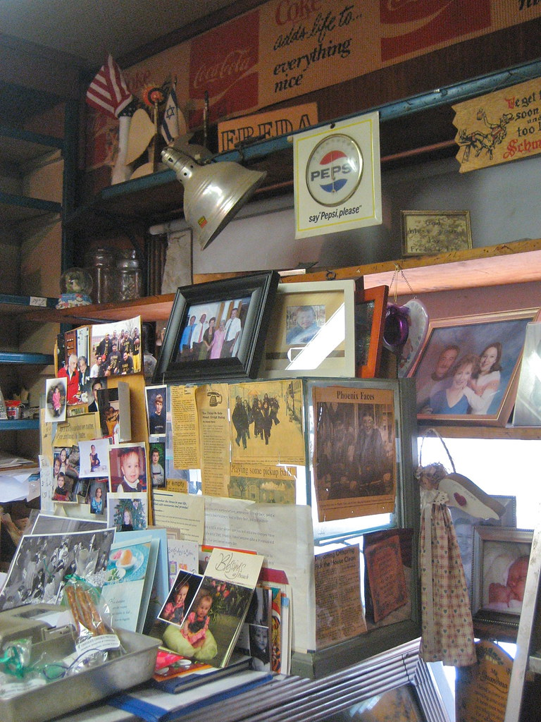 Freda Hirsch's Market Store Phoenixville PA