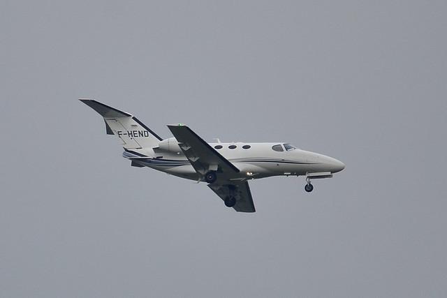 F-HEND Cessna 510 Mustang