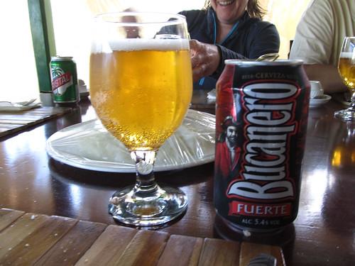 Topes de Collantes: une autre bonne bière cubaine, plus forte et (donc) meilleure ;)