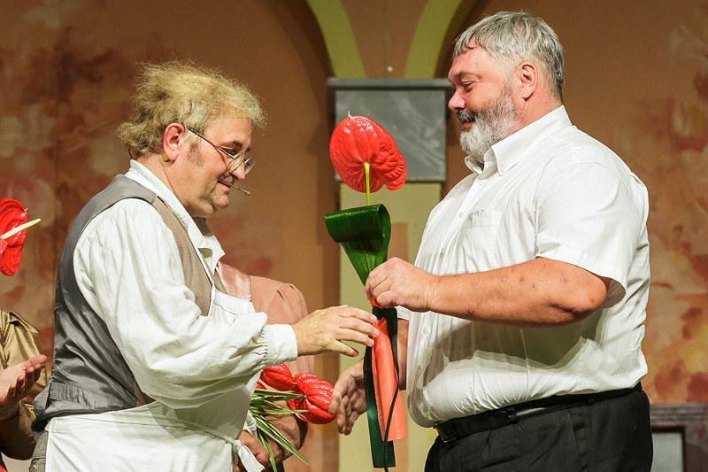 2015 Domača gledališka predstava KRALJ GORA IN LJUDOMRZNIK - foto Uroš Zagožen