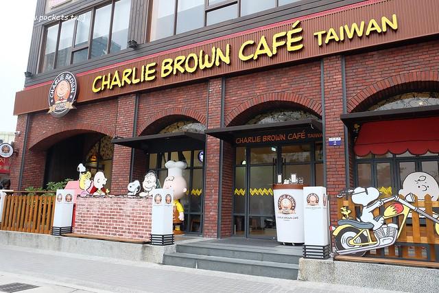 24889899743 64fac014ee z - 【台中西屯】查理布朗咖啡.Charlie Brown Cafe:位於秋紅谷正對面鄰近朝馬車站,環境很漂亮也很好拍,餐點可愛觀賞性大於美味性
