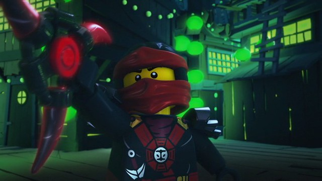 Review: Ninjago: Masters of Spinjitzu Season Five DVD | Brickset