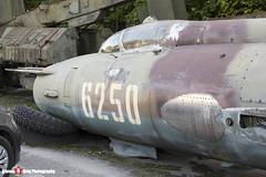 6250 - 74210 - Polish Air Force - Sukhoi SU-20R - Polish Aviation Musuem - Krakow, Poland - 151010 - Steven Gray - IMG_0775