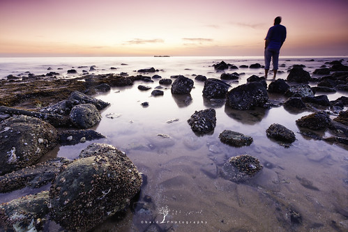 ocean morning sunset sea seascape beach sunrise canon landscape dawn rocks waves uae hues shore fujairah alaqah 1635mm fujeirah 5ds