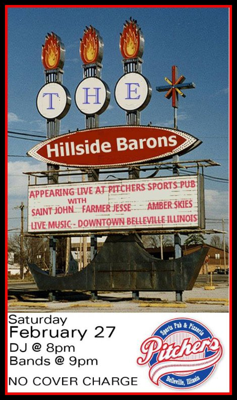 Hillside Barons 2-27-16
