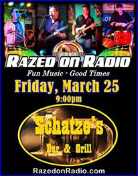 Razed On Radio 3-25-16