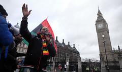 Free Nnamdi Kanu - Biafran separatist leader imprisoned in Nigeria.