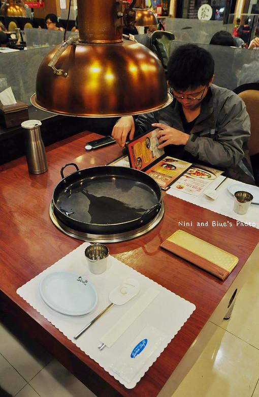 柳家韓式料理公益路10