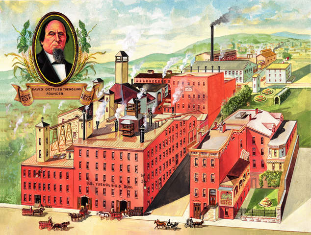 Yuengling_Brewery_Illustration