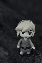 Toon Link Nendoroid!