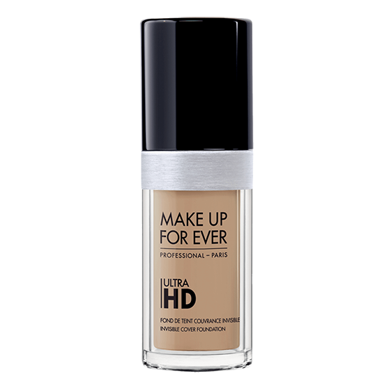 HD FOUNDATION Invisible Cover Foundation de Make Up For Ever