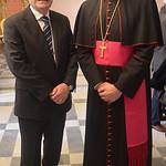 2016-03-09 - Conferimento titolo Commendatore S. Silvestro Papa a Sergio Zinni