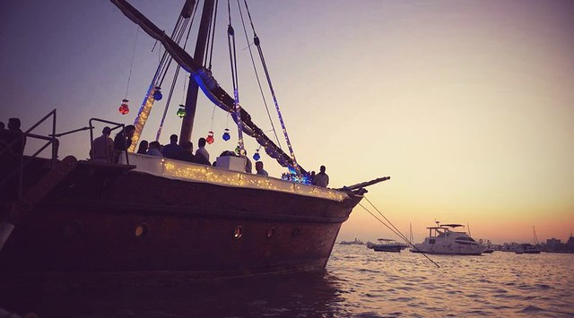 Yacht Party Dhow in Mumbai