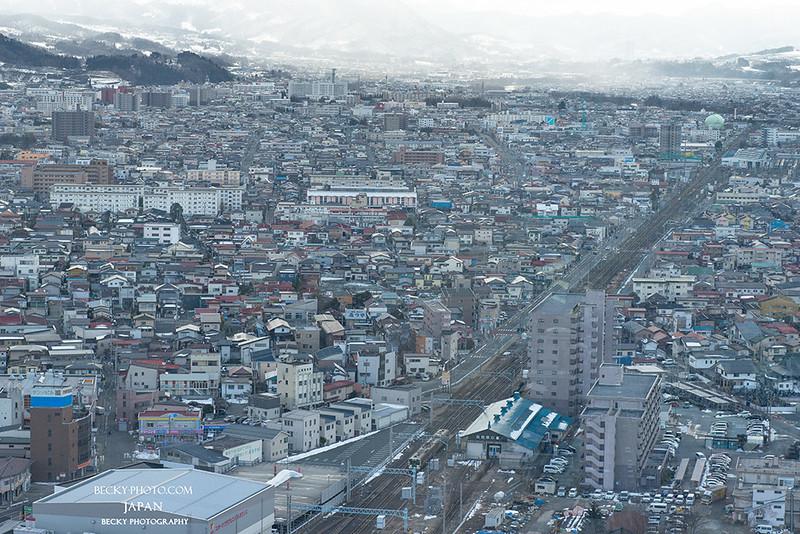 2016.Feb 霞城セントラル @山形市, 日本