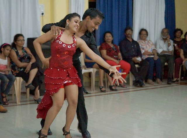 Salsa Dancing Lessons in Goa (2 hour)