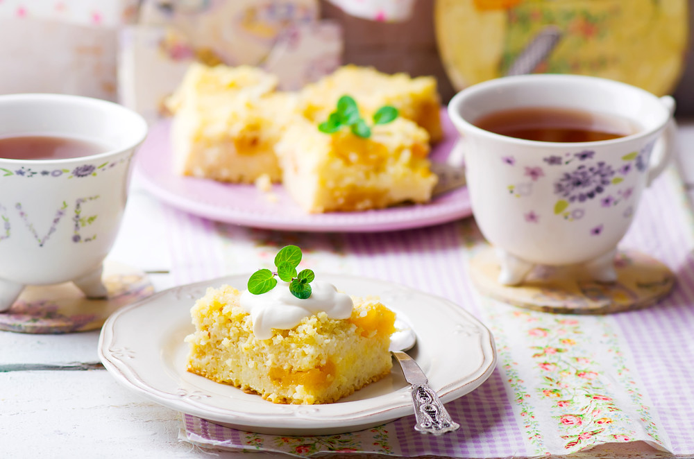 baked pudding with millet.3