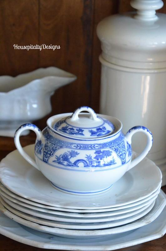 Noritake Sugar Bowl - Housepitality Designs
