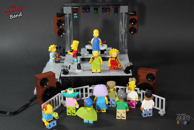 Simpsons band 4