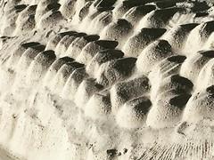 Sand Dunes of tomorrow's landscape #igrs_bah_ #insta_bah #sanddune #sand #landscape #landscape #dune #manmade #landdevlopment #texture