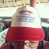 Wherever I go, the cap speaks for itself.