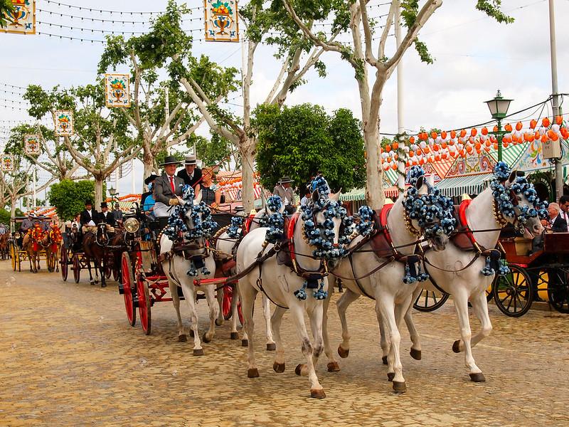 Seville Feria