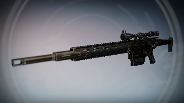 Destiny PlayStation-Exclusive Sniper Rifle: Zen Meteor