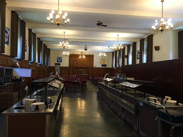 Collins Living-Learning Center Cafeteria