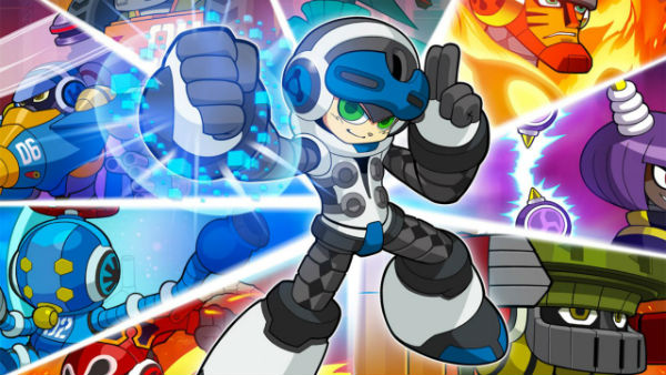 Mighty No. 9 out in June 21