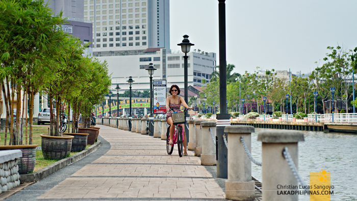 The Pines Melaka Hotel Riverside Biking
