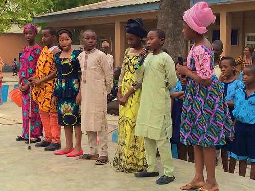 International Women's Day celebrated at St Louis Nursery and Primary School, Kano