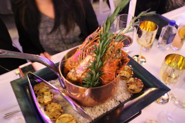 Vegas Uncork'd: Dinner on the Strip