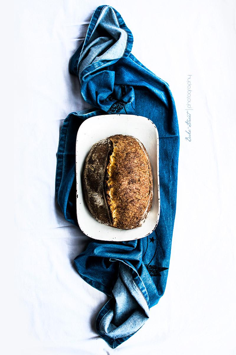 Pan de garbanzo