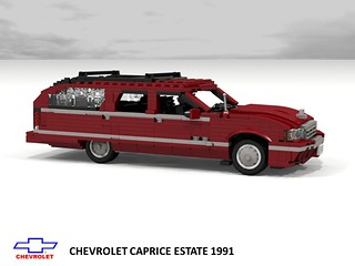 Chevrolet 1991-1996 Caprice Estate