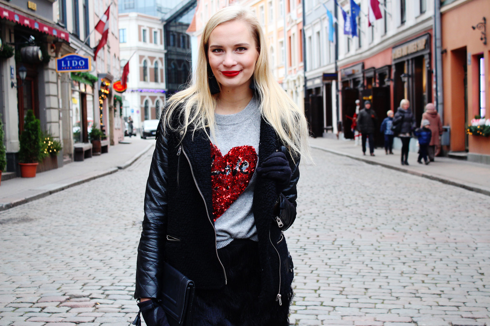 Latvian fashion blog
