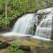 Long Creek Falls, Long Creek, Ed Jenkins National Recreation Area, Chattahoochee National Forest, Fannin County, Georgia 1 by Alan Cressler