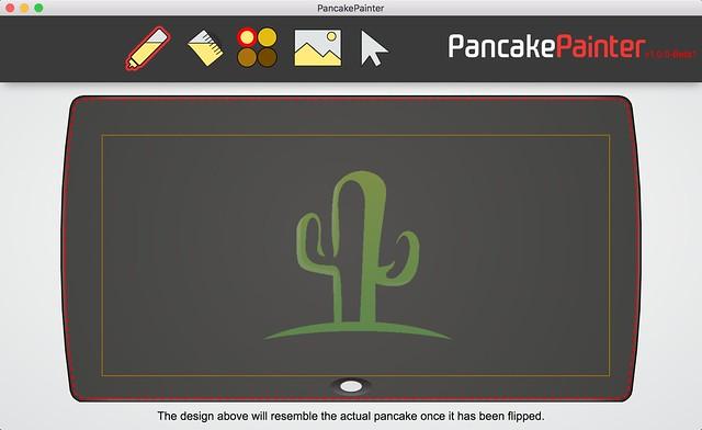 PancakeBot Software