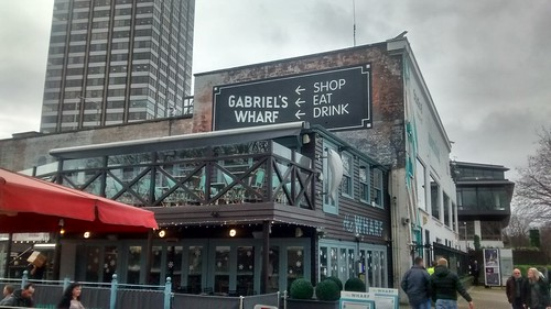 Gabriel's Wharf Dec 15 1