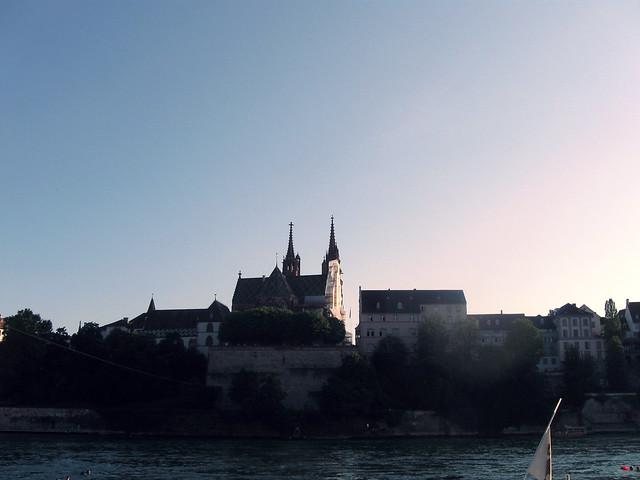 Am Rhy, Basel, CH