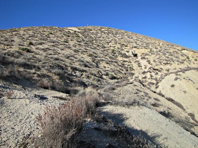 emma mine, acton, soledad canyon, parker mountain