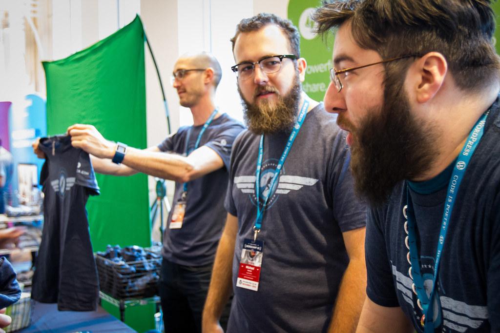 2015 WordCamp US - Jetpack Sponsor