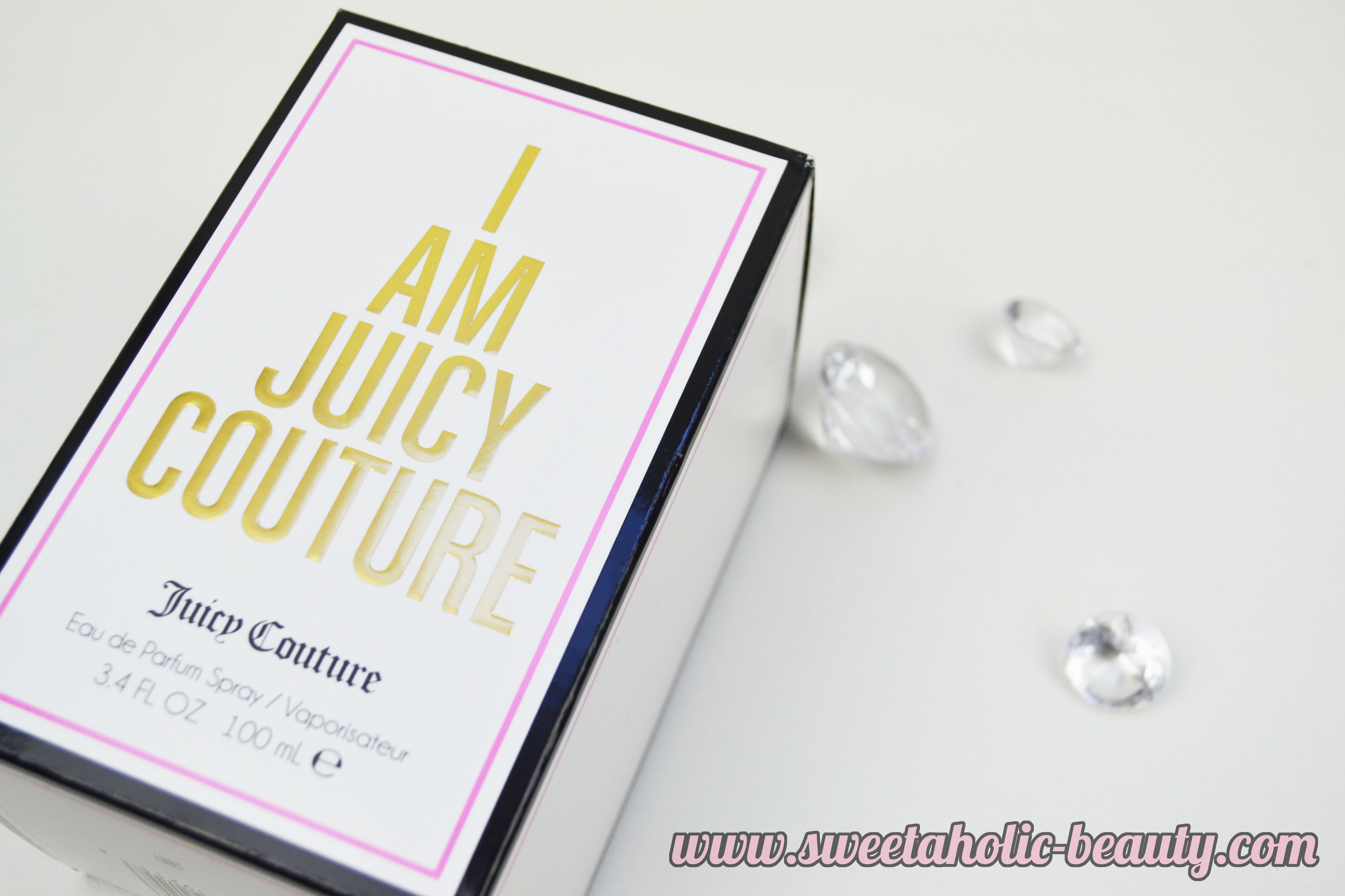 I Am Juicy Couture Eau de Parfum Review - Sweetaholic Beauty
