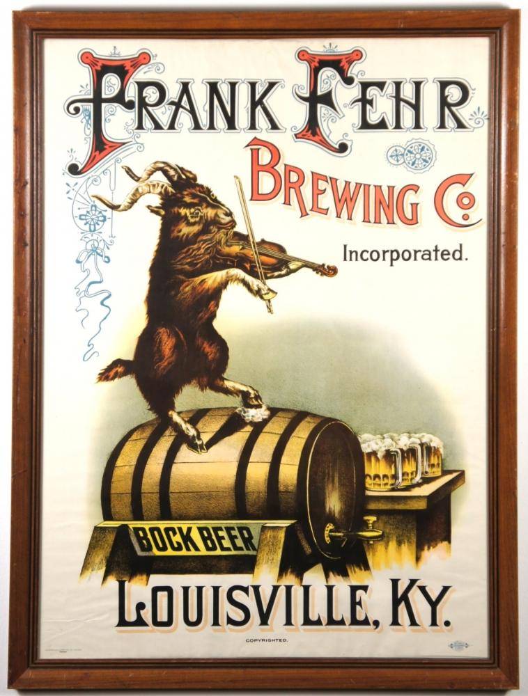 Bock-Beer-Signs-Pre-Pro-Frank-Fehr-Brewing-Company
