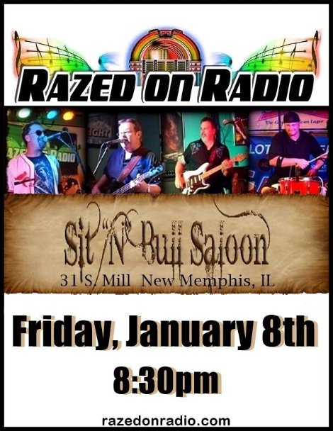Razed On Radio 1-8-16