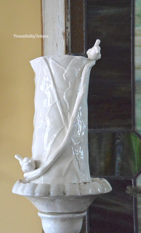 Someone to Watch Over Me Vase - Housepitality Designs