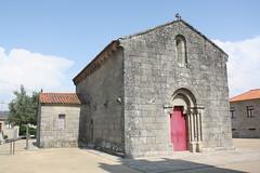 Igreja do Salvador em Cabeça Santa, Penafiel