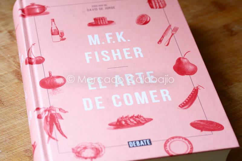 LIBRO MFK FISHER ARTE DE COMER-1